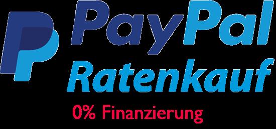 Schnell, bequem, einfach: die Ratenzahlung Powered by PayPal bei Igel Max Versand
