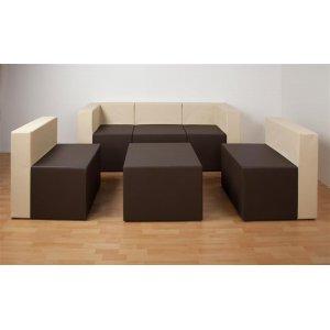 cuBe-Sofa Sitzmöbel