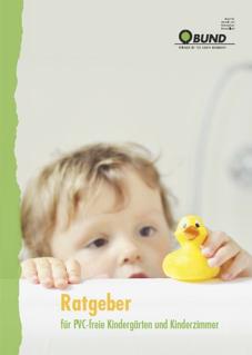 Ratgeber für PVC-freie Kindergärten und Kinderzimmer als PDF Datei