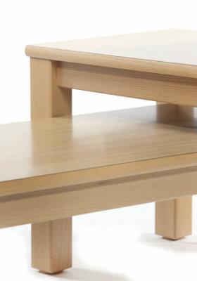 3 er set kindergarten umkleide massivholz sitzb nke. Black Bedroom Furniture Sets. Home Design Ideas
